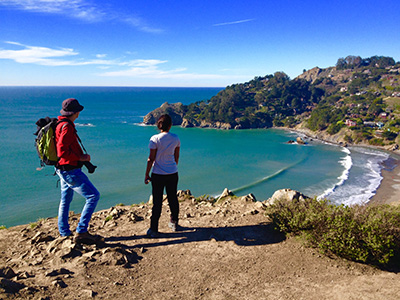 Muir Beach Hiking Tour